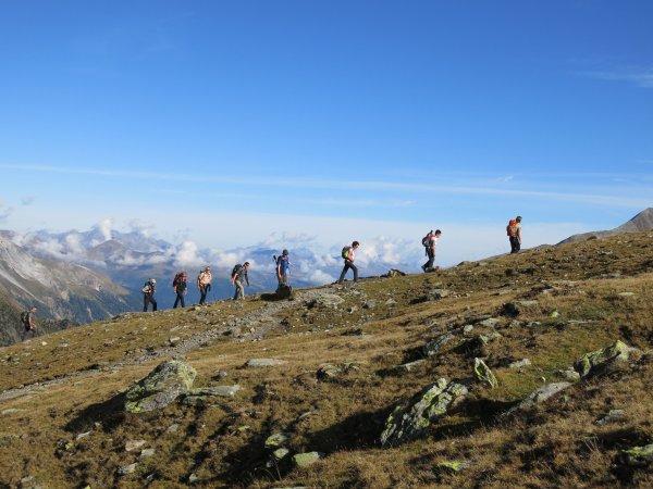 Meraner Höhenweg - Texelgruppe