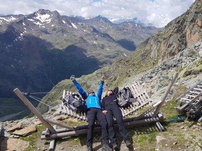 Tag 2 Stubaier Gletscher