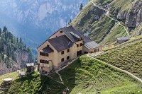 140626 Grasleitenhütte von oben