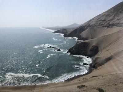 Küste vor Lima