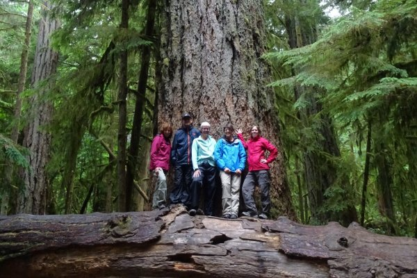 Vancouver Island - Pacific Rim