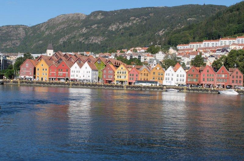 Norwegen, Bergen / Jenny Neils