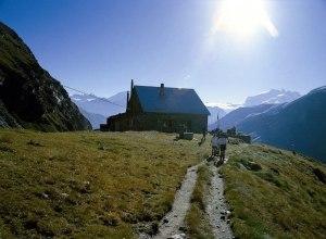 Hütte bei Zermatt