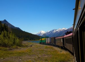 Whitepass Train