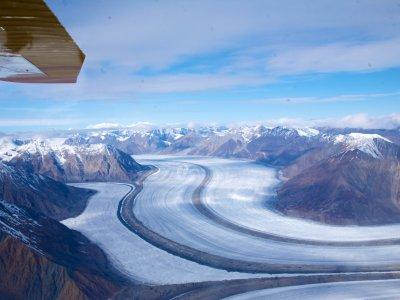 Kluane National Park Glacier