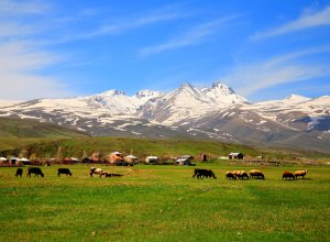 Berg Aragats
