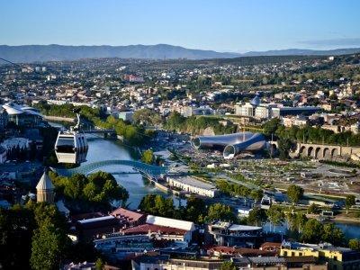 Stadt Tiflis