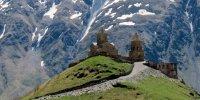 Gergeti Dreifaltigkeitskirche