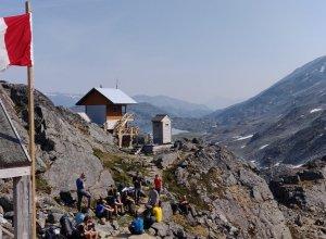 Summit Chilkoot Pass