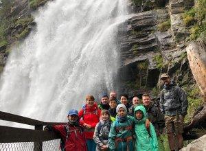 Wasserfall im Ötztal