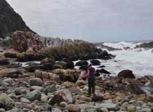 Steinküste Südafrika