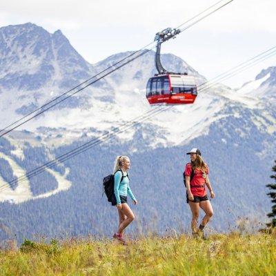 Wandern in Whistler