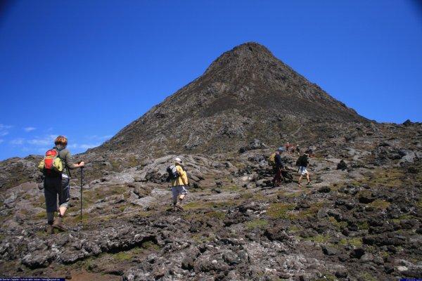 Aufstieg Pico