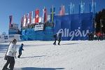 Skistadion Ofterschwang/ Allgäu