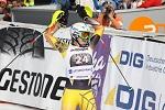 Slalom-Siegerin Erin Mielzynski