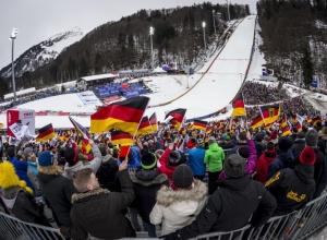 FIS Weltmeisterschaft Skifliegen