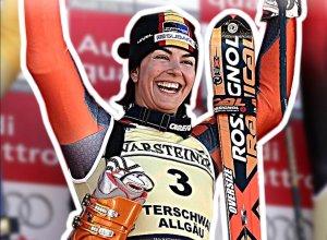 Maria Jose Rienda - Doppelsiegerin 2006