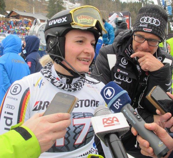 Maria Wallner (SC Inzell)
