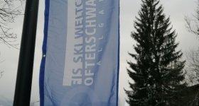 Fahne in Ofterschwang