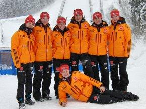 Die DSV-Damen Mannschaft