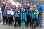 Nachwuchsskispringer SC Oberstdorf