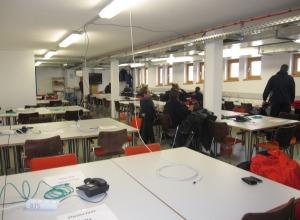 Pressezentrum Erdinger Arena