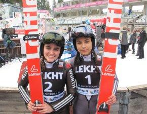 Selina Freitag und Arantxa Lancho