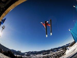 Skisprung-Weltcup Damen 15. Februar 2019