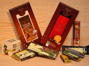 Weltladen Süßigkeiten