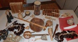 32Afrika Instrumente