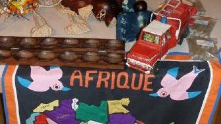 Afrika Spielkiste