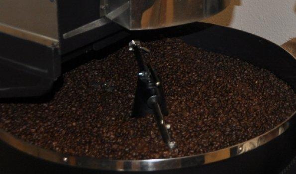 Gerösteter Kaffee aus dem Weltladen