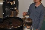 Fair gerösteter Kaffee - mit Gerold dem Kaffeeröster