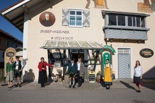 Eröffnung Schönegger Käse Alm