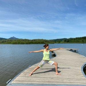 Steffi Hagspiel Yoga