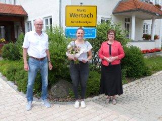Dieter Kraus, Verena Angerer, Gertrud Knoll