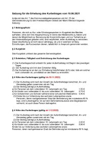 Kurbeitragssatzung ab 1.12.2022, PDF