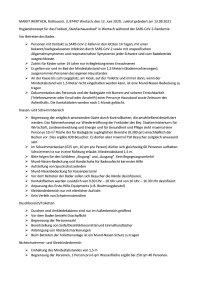 Hygienekonzept Freibad Wertach vom 13.08.2021