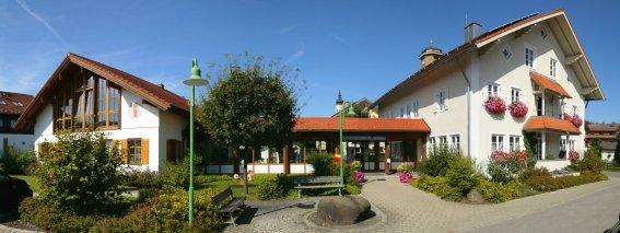Rathaus von Wertach