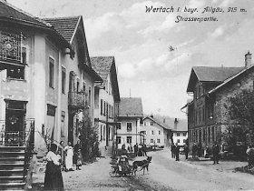 Wertach 1931