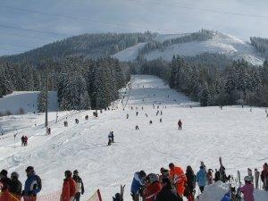 Buronlift im Winter