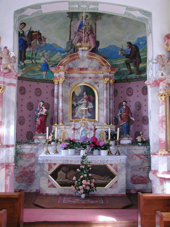 Kapelle St. Benno in Bichel