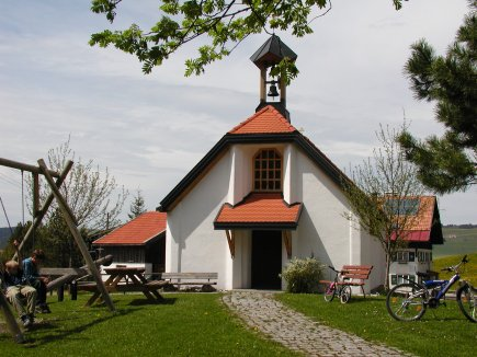 Kapelle Vorderreute