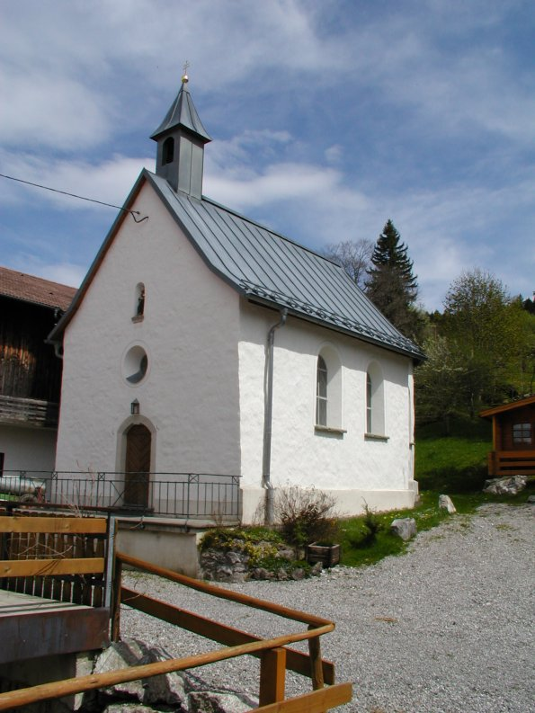 Kapelle Vorderschneid