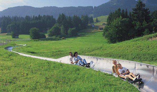 Sommerrodelbahn Nesselwang