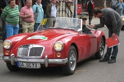 Oldtimer Ralley