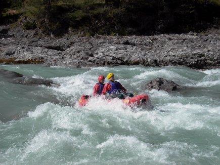 Rafting Alläuhoch5