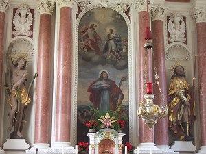 1684 St. Coloman-Kirche