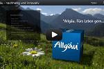 Imagefilm Allgäu - eine nachhaltige und innovative Region