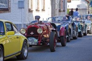 Historic Rallye